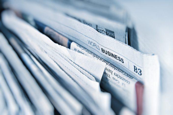 Publicación de noticias